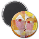 Paul Klee - Senecio Refrigerator Magnets