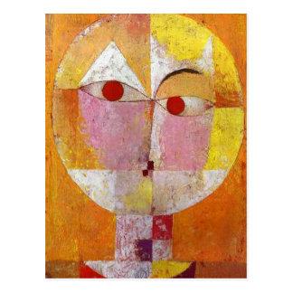 Paul Klee - Senecio Tarjetas Postales