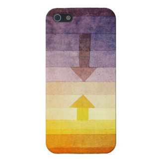 Paul Klee Separation in the Evening iPhone 5 Case