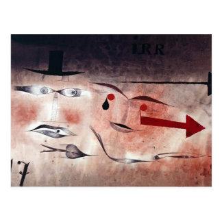 Paul Klee- Seventeen Postcard