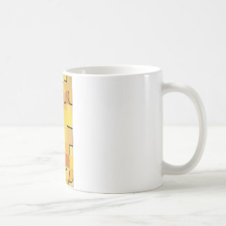 Paul Klee - Signs In Yellow Coffee Mug