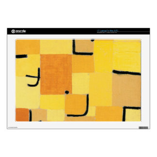 "Paul Klee - Signs In Yellow Skin For 17"" Laptop"