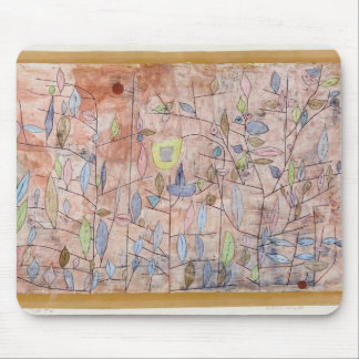 Paul Klee- Sparse foliage Mouse Pad