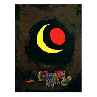 Paul Klee: Sueño fuerte Tarjeta Postal