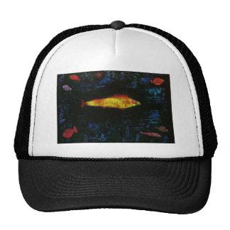 Paul Klee The Goldfish Gold Fish Goldfisch Fische Trucker Hat