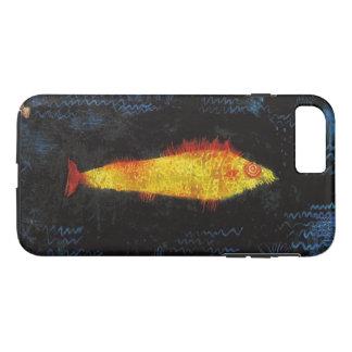 Paul Klee The Goldfish Vintage Watercolor Art iPhone 8 Plus/7 Plus Case