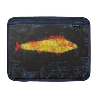Paul Klee The Goldfish Vintage Watercolor Art MacBook Air Sleeve