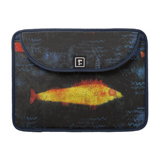 Paul Klee The Goldfish Vintage Watercolor Art Sleeve For MacBooks