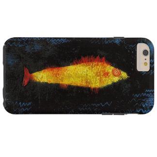 Paul Klee The Goldfish Vintage Watercolor Art Tough iPhone 6 Plus Case
