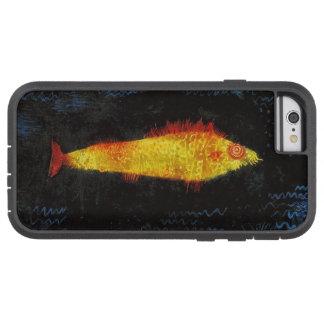 Paul Klee The Goldfish Vintage Watercolor Art Tough Xtreme iPhone 6 Case