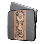Paul Klee: The Saint of Inner Light Laptop Computer Sleeves