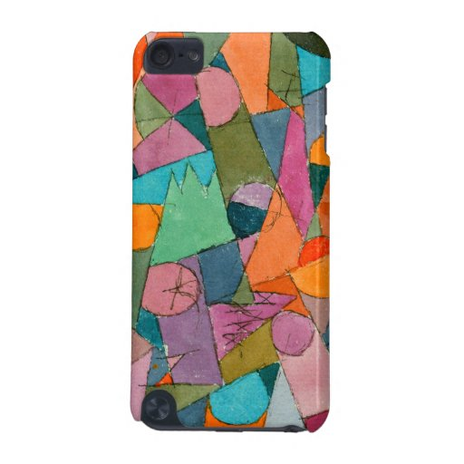 Paul Klee - Untitled, 1914 iPod Touch (5th Generation) Cover