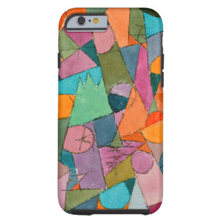 Paul Klee - Untitled, 1914 Tough iPhone 6 Case
