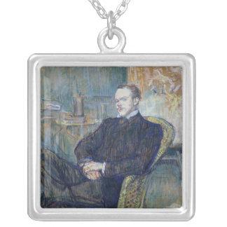 Paul Leclercq 1897 Colgante Cuadrado