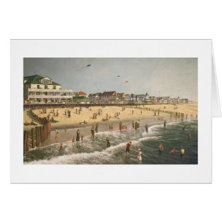 "Paul McGehee ""An Ocean City Memory"" Card"