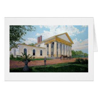 "Paul McGehee ""Arlington House"" Card"