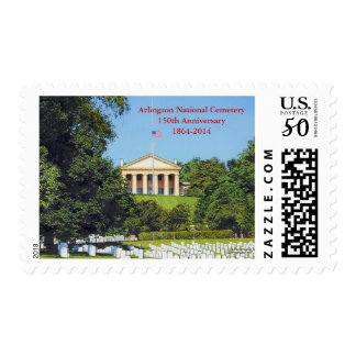"Paul McGehee ""Arlington National Cemetery"" Stamps"