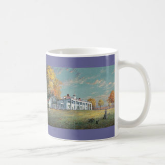 """Paul McGehee """"Autumn at Mount Vernon"""" Mug"""
