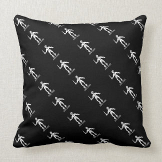 "Paul McGehee ""Black Bart's 2nd Flag"" Pirate Pillow"