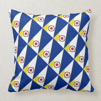 "Paul McGehee ""Bonaire Flag"" Pillow"