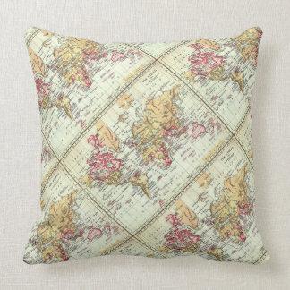 """Paul McGehee """"British Empire"""" Pillow"""