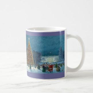 "Paul McGehee ""Christmas in Washington"" Mug"