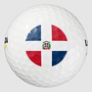 Paul McGehee Dominican Republic Wilson® Golf Balls Pack Of Golf Balls