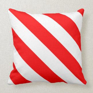 "Paul McGehee ""H - Hotel"" Maritime Flag Pillow"