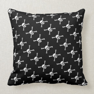 "Paul McGehee ""Jolly Roger"" Pirate Pillow"