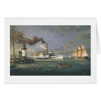 "Paul McGehee ""Nantucket"" Card"