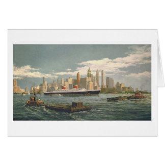 "Paul McGehee ""New York"" Card"