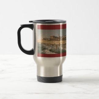 "Paul McGehee ""Ocean City Panorama"" Travel Mug"