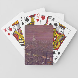 """Paul McGehee """"Paris"""" Playing Cards"""