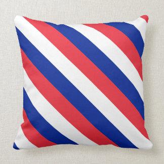 "Paul McGehee ""St. Martin Flag"" Pillow"