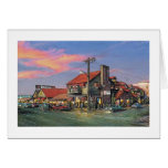 """Paul McGehee """"The Crab House-Ocean City, MD"""" Card"""