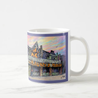 "Paul McGehee ""The Haunted House"" Mug"