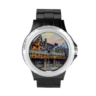 "Paul McGehee ""The Haunted House"" Wristwatch"