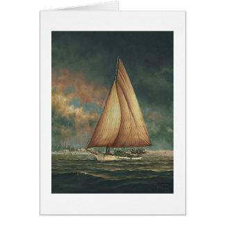 "Paul McGehee ""The Melon Boat"" Card"
