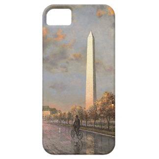 """Paul McGehee """"Washington Monument"""" iPhone Case"""