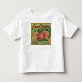 Paul Neyron of La Verne Orange Label Toddler T-shirt