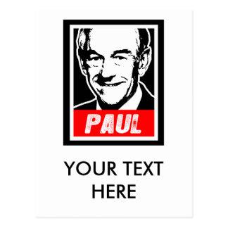 PAUL POST CARD