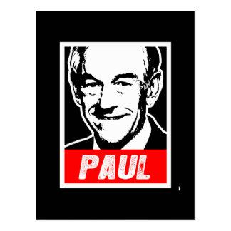 PAUL POSTCARD