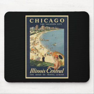 Paul Proehl Chicago Vacation City Mouse Pad