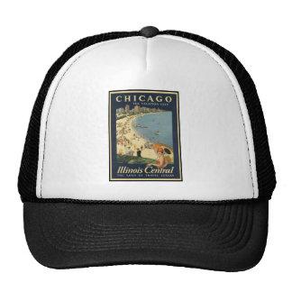 Paul Proehl Chicago Vacation City Trucker Hat