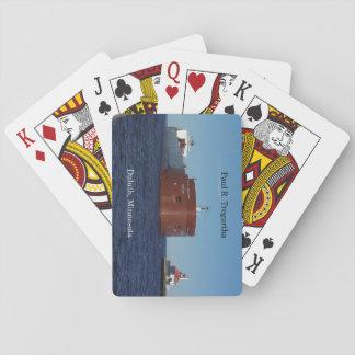 Paul R. Tregurtha Duluth playing cards
