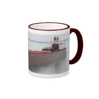 Paul R. Tregurtha , Great Lakes Ship Mug
