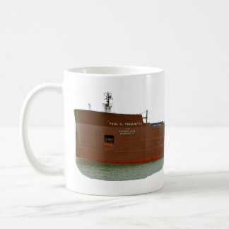 Paul R. Tregurtha mug