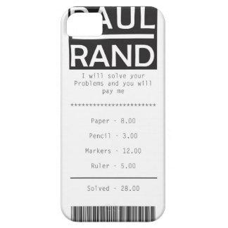 Paul Rand Iphone case