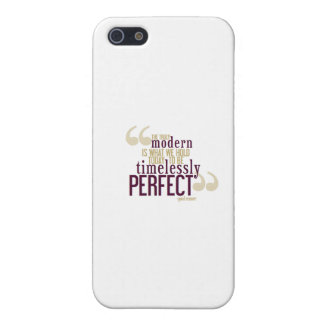 Paul Renner Quote iPhone 5 Case