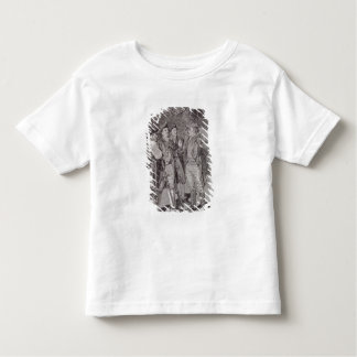 Paul Revere at Lexington Toddler T-shirt
